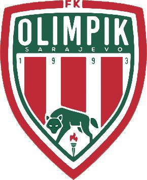 Logo of FK OLIMPIK SARAJEVO (BOSNIA)