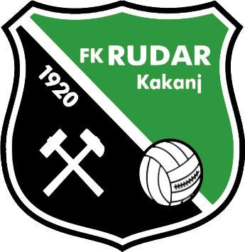 Logo de FK RUDAR KAKANJ (BOSNIE)