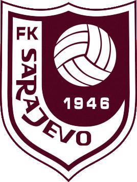 Logo of FK SARAJEVO (BOSNIA)