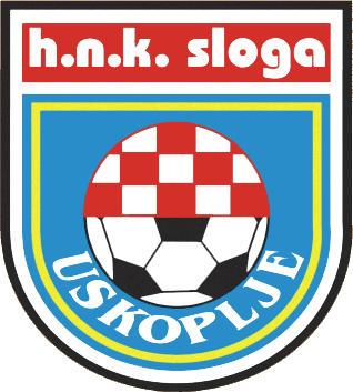Logo of HNK SLOGA USKOPLJE (BOSNIA)
