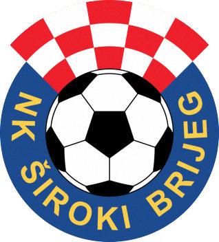 Logo of NK SIROKI BRIJEG (BOSNIA)