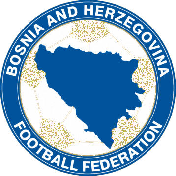 Logo de ÉQUIPE D'BOSNIE DE FOOTBALL (BOSNIE)