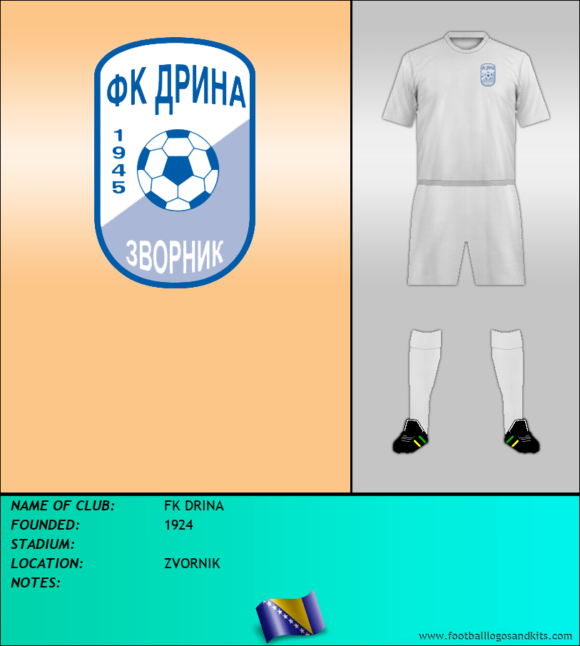 Logo of FK DRINA