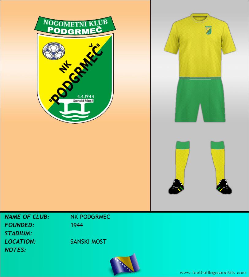 Logo of NK PODGRMEC