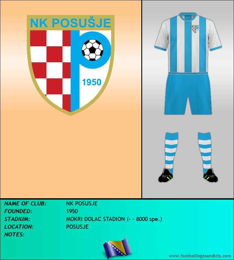 Logo of NK POSUSJE