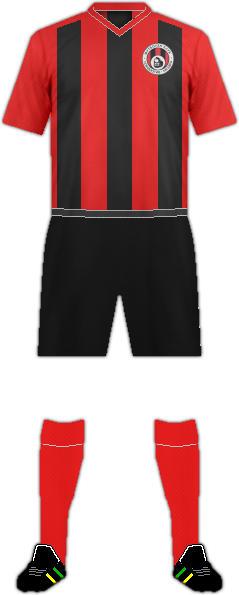 Kit FC LOKOMOTIV MEZDRA