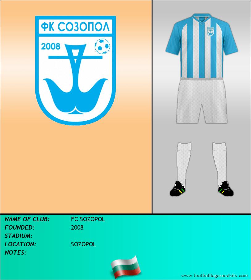 Logo of FC SOZOPOL