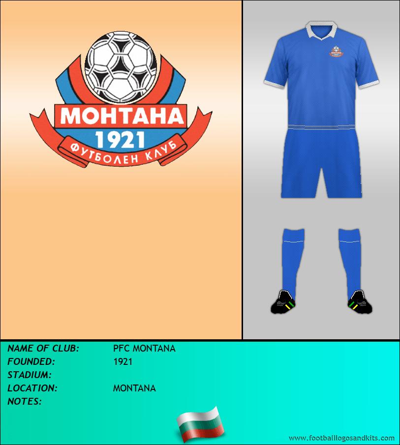 Logo of PFC MONTANA