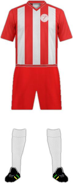 Kit KOURIS ERIMI FC
