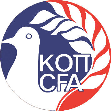 Logo of CYPRUS NATIONAL FOOTBALL TEAM (CYPRUS)