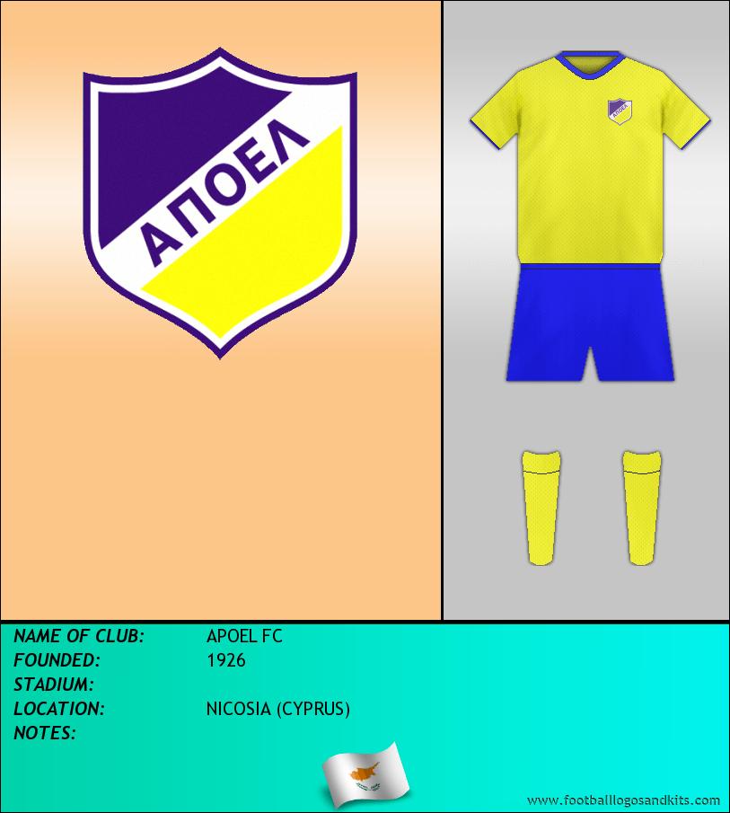 Logo of APOEL FC