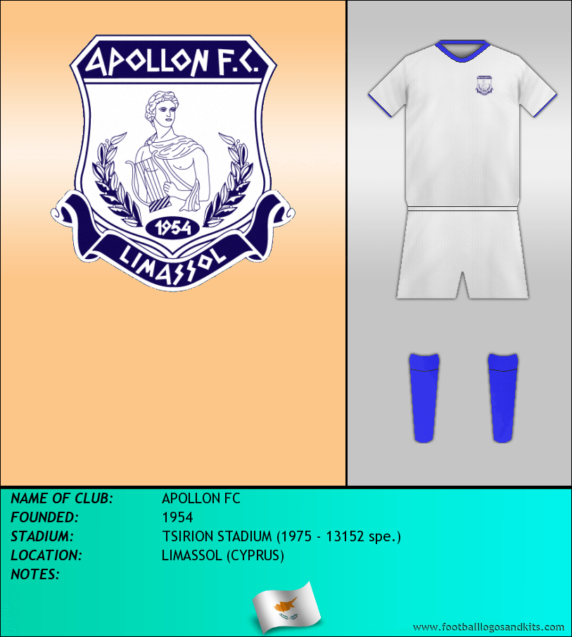 Logo of APOLLON FC