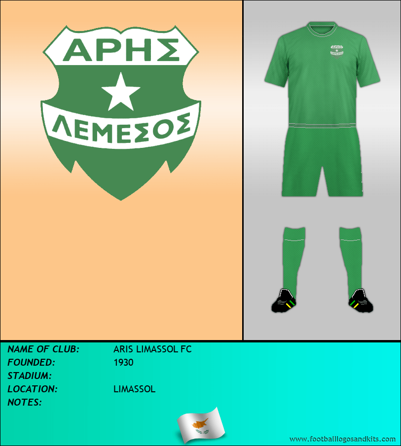 Logo of ARIS LIMASSOL FC