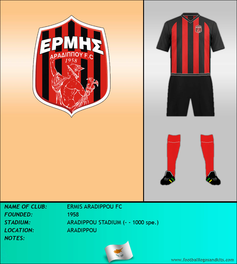 Logo of ERMIS ARADIPPOU FC
