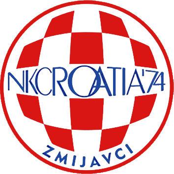 Logo of NK CROATIA ZMIJVCI (CROATIA)
