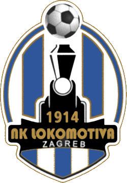 のロゴNK Lokomotiva (クロアチア)