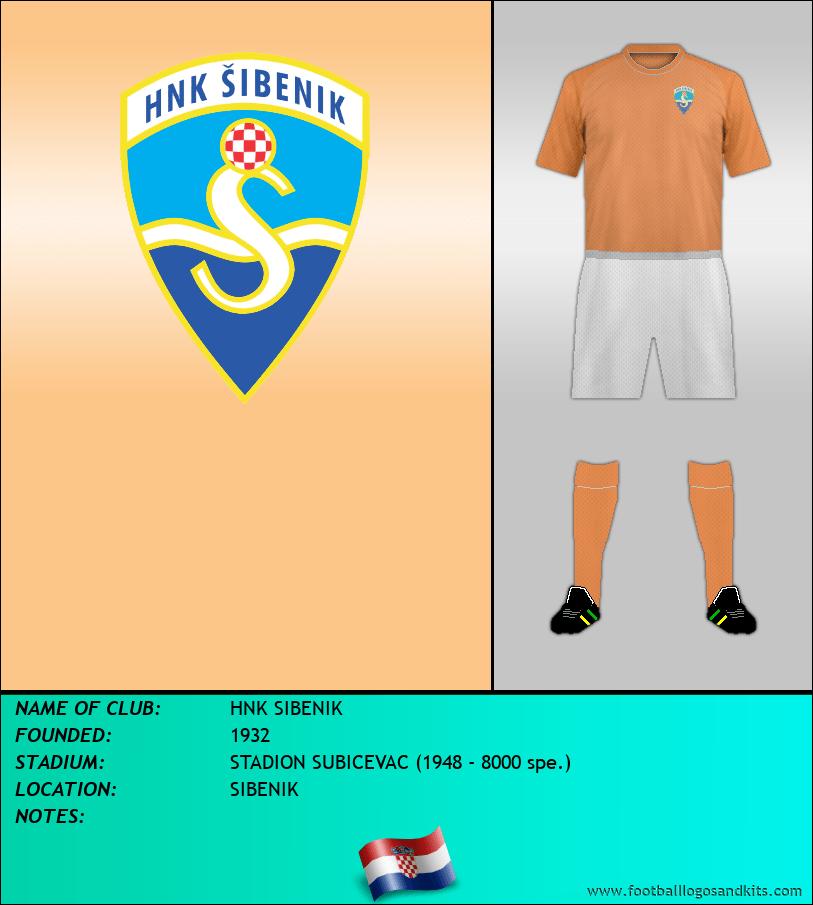 Logo of HNK SIBENIK