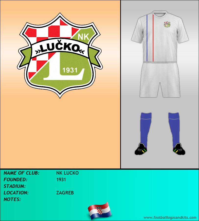 Logo of NK LUCKO