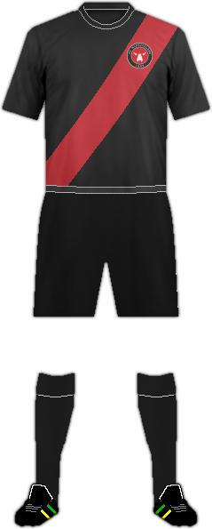 Kit FC MIDTJYLLAND