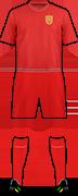 キットNordsjaellandフットボールクラブ