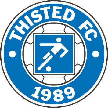 Logo of THISTED FC (DENMARK)