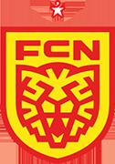のロゴNordsjaellandフットボールクラブ