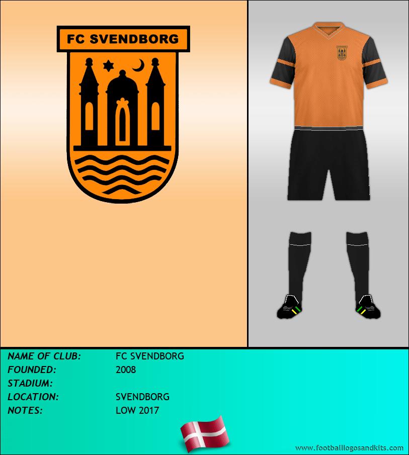 Logo of FC SVENDBORG