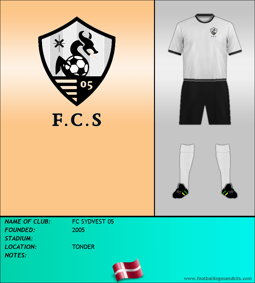 Logo of FC SYDVEST 05
