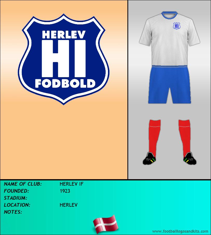 Logo of HERLEV IF