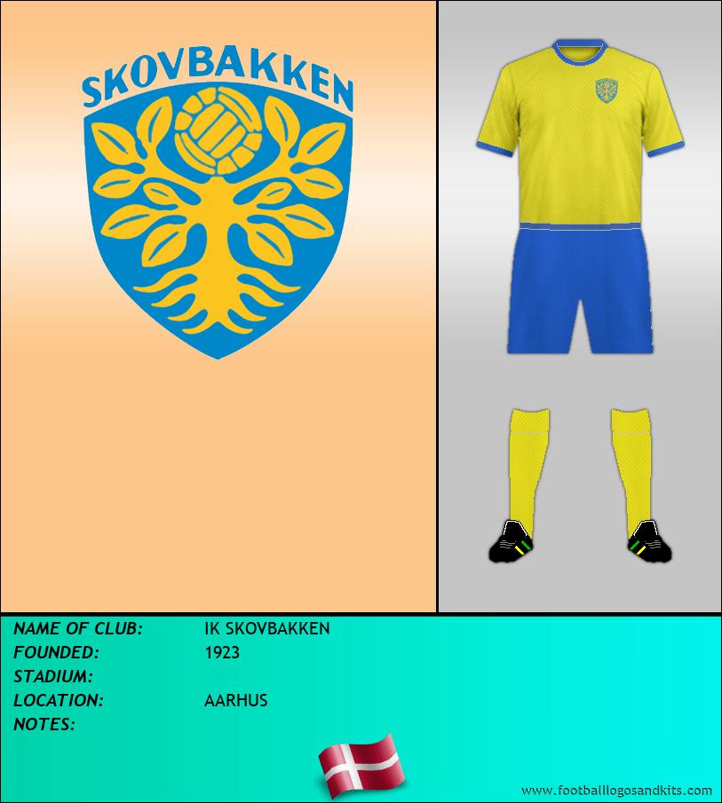 Logo of IK SKOVBAKKEN