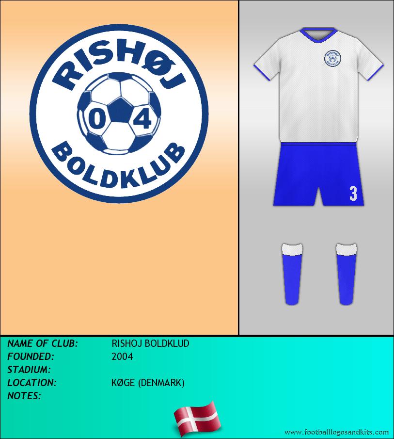 Logo of RISHOJ BOLDKLUD