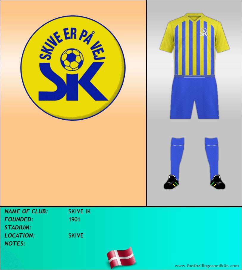 Logo of SKIVE IK