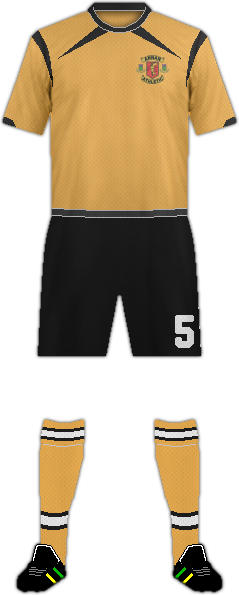 Kit ANNAN ATHLETIC F.C.