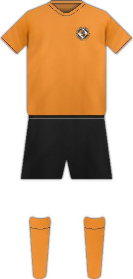 Kit DUNDE UNITED FC