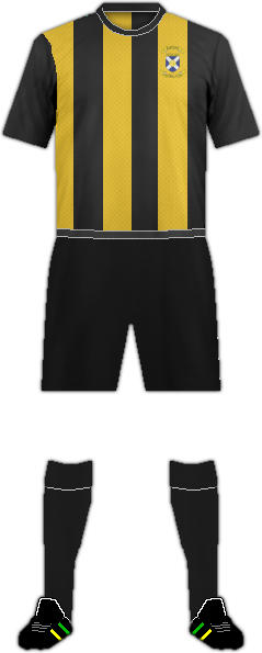 Kit EAST FIFE F.C.