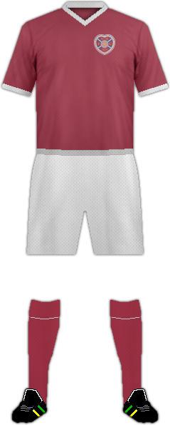 Kit HEART FC