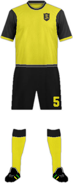 Kit LIVINGSTON F.C.