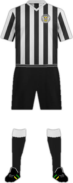Kit ST. MIRREN FC