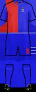 Kit INVERNESS CALEDONIAN F.C.