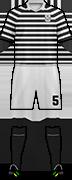 Kit QUEEN'S PARK F.C.