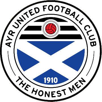 Logo of AYR UNITED F.C. (SCOTLAND)