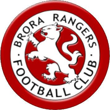 Logo of BRORA RANGERS F.C. (SCOTLAND)