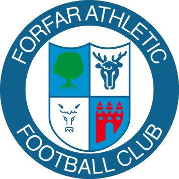 Logo of FORFAR ATHLETIC F.C. (SCOTLAND)