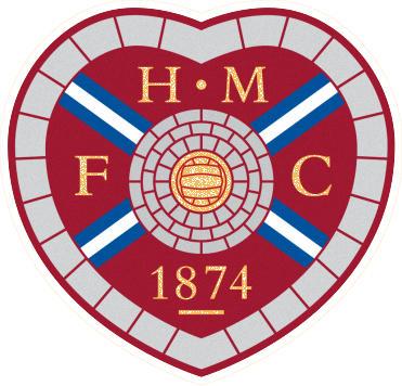 Logo of HEART FC (SCOTLAND)