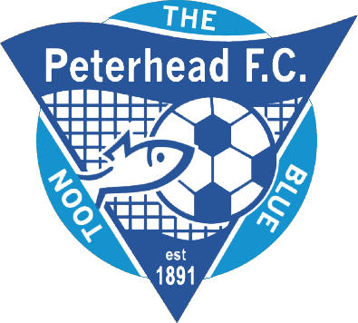 Logo of PETERHEAD F.C. (SCOTLAND)