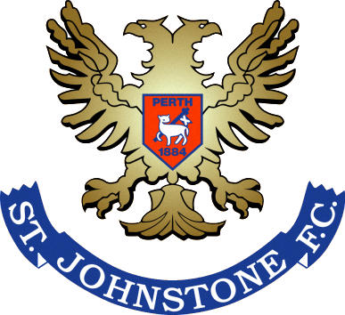 Logo of ST. JOHNSTONE FC (SCOTLAND)