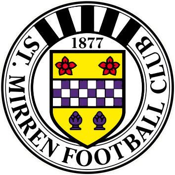 Logo of ST. MIRREN FC (SCOTLAND)