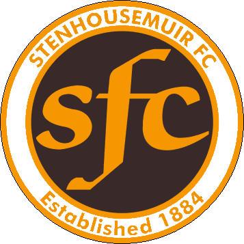 Logo of STENHOUSEMUIR F.C. (SCOTLAND)