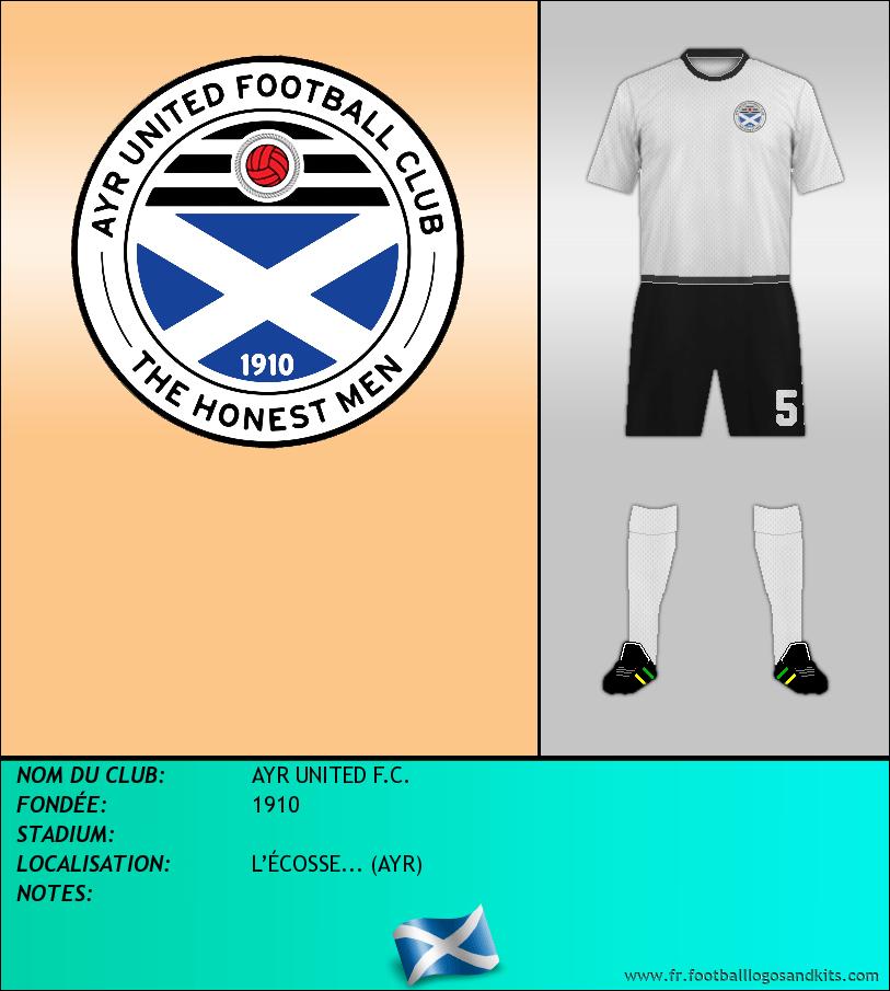 Logo de AYR UNITED F.C.