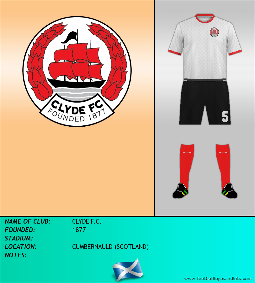 Logo of CLYDE F.C.